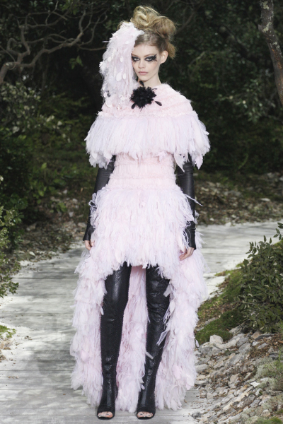 Chanel SS 2013 Paris haute couture