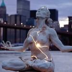 Meditația reface materia cenușie a creierului