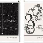 Citate inspiraționale sub formă de postere minimaliste