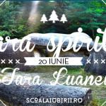 Tabără spirituală în Țara Luanei – 21 iunie 2015