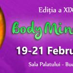Body Mind Spirit EXPO 2016,19-20-21 Februarie, Sala Palatului, București